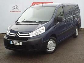 2014 Citroen Dispatch 1200 2.0 HDi 125 H1 Van Enterprise Diesel
