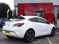 2017 Vauxhall Astra GTC 1.6 CDTi 16V ecoFLEX 136 Limited Ed 3 door [Nav/Lthr] Di