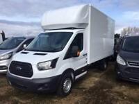 2018 Ford Transit 2.0 TDCi 130ps 'One Stop' Luton Van Diesel