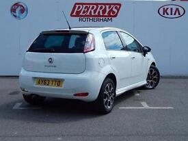 2013 Fiat Punto 1.4 Sporting 5 door Petrol Hatchback