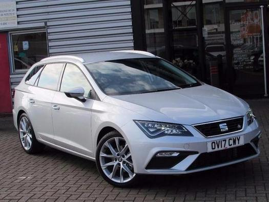 2017 seat leon st 2 0 tdi 150 fr technology 5 door diesel. Black Bedroom Furniture Sets. Home Design Ideas