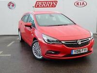2016 Vauxhall Astra 1.6 CDTi 16V 136 Elite 5 door Diesel Estate