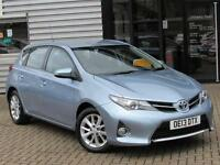 2013 Toyota Auris 1.6 V-Matic Icon 5 door Petrol Hatchback