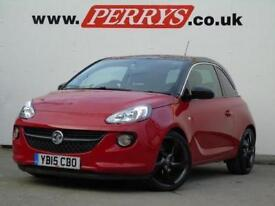 2015 Vauxhall Adam 1.4i [100] Slam 3 door Petrol Hatchback