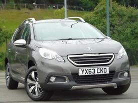2013 Peugeot 2008 1.6 e-HDi Allure 5 door Diesel Estate
