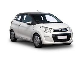 2017 Citroen C1 1.0 VTi Feel 3 door Petrol Hatchback