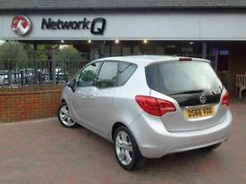 2016 Vauxhall Meriva 1.4i 16V Club 5 door Petrol Estate
