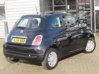 2014 Fiat 500 1.2 Pop 3 door [Start Stop] Petrol Hatchback