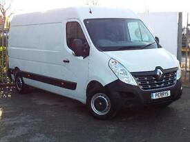 2015 Renault Master LM35dCi 110 Business Medium Roof Van Diesel