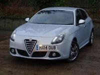 2014 Alfa Romeo Giulietta 1.4 TB MultiAir Exclusive 5 door Petrol Hatchback
