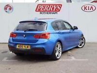 2015 BMW 1-Series 120d M Sport 5 door Diesel Hatchback