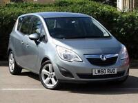 2010 Vauxhall Meriva 1.4T 16V Exclusiv 5 door Petrol Estate