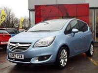 2014 Vauxhall Meriva 1.4i 16V SE 5 door Petrol Estate
