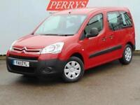 2011 Citroen Berlingo Multispace 1.6 HDi VT 5 door Diesel People Carrier
