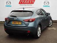 2015 Mazda 3 2.0 Sport Nav 5 door [Leather] Petrol Hatchback