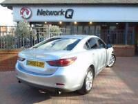 2017 Mazda 6 2.0 SE-L Nav 4 door Petrol Saloon