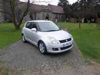 2008 Suzuki Swift 1.5 GLX 5 door Petrol Hatchback