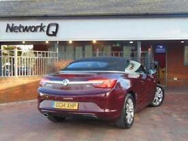 2014 Vauxhall Cascada 2.0 CDTi SE 2 door Diesel Convertible