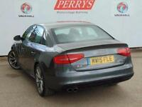 2015 Audi A4 2.0 TDI 177 Black Edition Plus 4 door Diesel Saloon