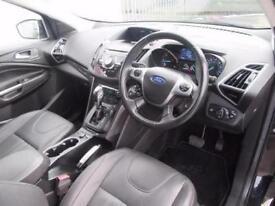 2014 Ford Kuga 2.0 TDCi 163 Titanium X 5 door Powershift Diesel Estate