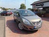 2013 Vauxhall Meriva 1.4T 16V SE 5 door Auto Petrol Estate