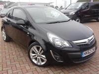 2013 Vauxhall Corsa 1.2 SXi 3 door [AC] Petrol Hatchback