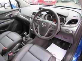 2016 Vauxhall Mokka 1.6 CDTi ecoFLEX SE 5 door Diesel Hatchback