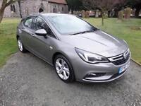 2016 Vauxhall Astra 1.4T 16V 150 SRi 5 door Petrol Hatchback