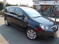 2013 Vauxhall Zafira 1.6i [115] Design Nav 5 door Petrol People Carrier