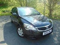 2010 Kia Ceed 1.4 1 5 door Petrol Hatchback