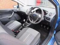 2010 Ford Fiesta 1.25 Edge 3 door [82] Petrol Hatchback