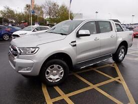 2016 Ford Ranger Pick Up Double Cab Limited 2 3.2 TDCi 200 Diesel Double Cab Pic