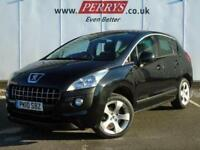 2010 Peugeot 3008 1.6 HDi Sport 5 door Diesel Estate