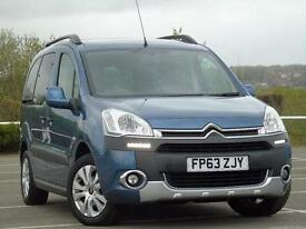 2014 Citroen Berlingo Multispace 1.6 HDi 115 XTR 5 door Diesel People Carrier