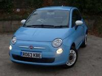 2013 Fiat 500 1.2 Colour Therapy 3 door Petrol Hatchback