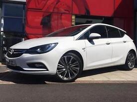 2017 Vauxhall Astra 1.6 CDTi Bi-Turbo 16V 160 SRi Nav 5 door Diesel Hatchback