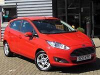 2013 Ford Fiesta 1.25 82 Zetec 5 door Petrol Hatchback