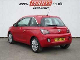 2013 Vauxhall Adam 1.4i Glam 3 door Petrol Hatchback