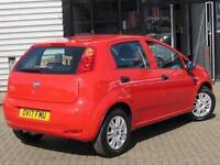 Fiat Punto 1.2 Pop+ 5 door Petrol Hatchback