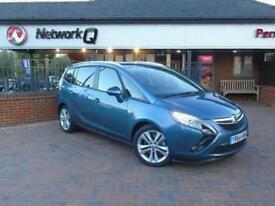 2014 Vauxhall Zafira Tourer 2.0 CDTi [165] SRi 5 door Auto Diesel Estate
