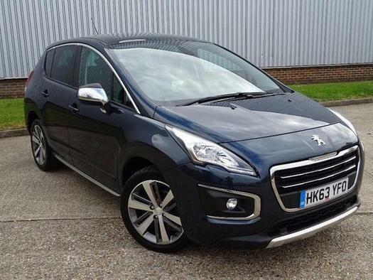 2014 peugeot 3008 1 6 e hdi allure 5 door egc diesel estate in portsmouth hampshire gumtree. Black Bedroom Furniture Sets. Home Design Ideas