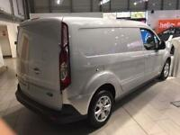 Ford Transit Connect 1.5 TDCi 120ps Limited Van Powershift Diesel