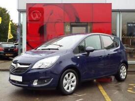 2017 Vauxhall Meriva 1.4i 16V Life 5 door Petrol Estate