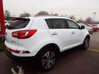 2013 Kia Sportage 1.7 CRDi ISG 3 5 door Diesel Estate