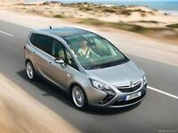 2016 Vauxhall Zafira Tourer 1.4T Design 5 door Petrol Estate