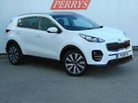 2017 Kia Sportage 1.7 CRDi ISG 3 5 door Diesel Estate