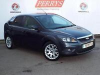 2010 Ford Focus 1.6 Zetec S 5 door Petrol Hatchback