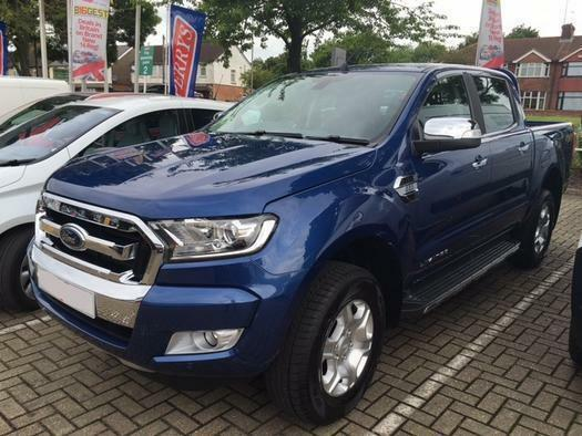 2016 ford ranger pick up double cab limited 1 3 2 tdci 200 diesel double cab pic in aylesbury. Black Bedroom Furniture Sets. Home Design Ideas