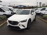 2016 Mazda CX-3 2.0 Sport Nav 5 door Petrol Hatchback