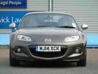 2014 Mazda MX-5 2.0i Sport Venture Edition 2 door Petrol Convertible